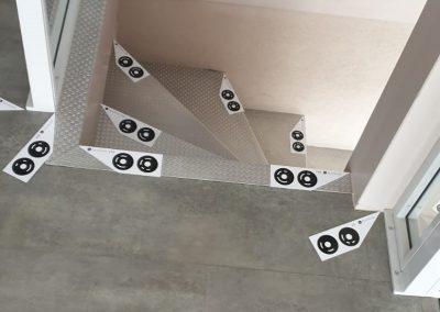 Réalisation d'un devis de monte-escaliers (Montpellier)