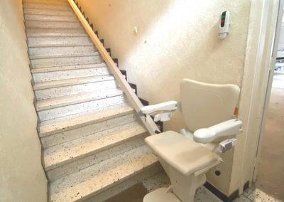 Monte-escalier à Pérols : Installation à domicile